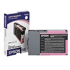 Epson T5436 T543600 Light Magenta Ink