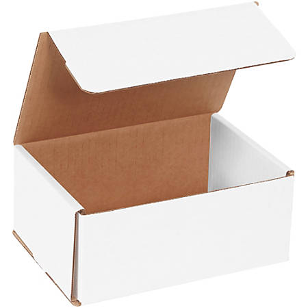 """Office Depot Brand Corrugated Mailers 7"""" x 5"""" x 3"""", Pack of 50"""