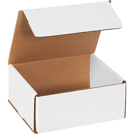 """Office Depot Brand Corrugated Mailers 7"""" x 6"""" x 3"""", Pack of 50"""