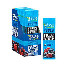 Pure Bar Fruit Snacks Wildberry Apple