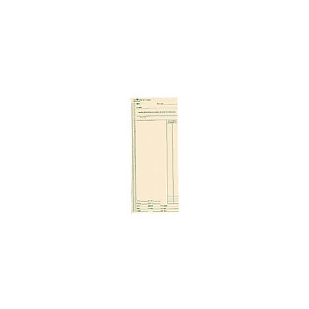 "TOPS® Time Cards (Replaces Original Card C3000), Weekly Time Card Form, 1-Sided, 8 1/4"" x 3 3/8"", Box Of 500"