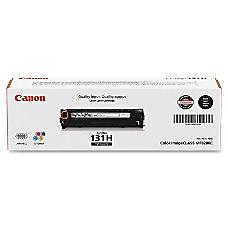 Canon 131 High Yield Black Toner