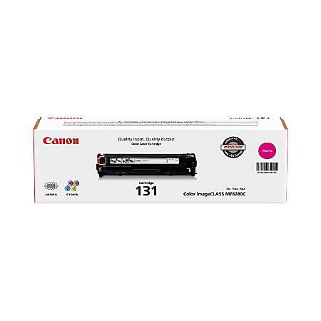 Canon 131 Toner Cartridge, Magenta (6270B001AA)