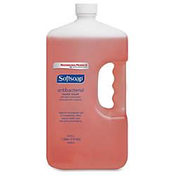 Softsoap Antibacterial Hand Soap Refill Orange