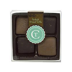 Chocolate Therapy 4 Piece Salt Caramel