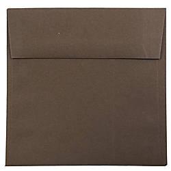 JAM Paper Color Square Invitation Envelopes