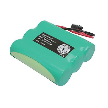 Digital Energy® Cordless Phone Battery, 3.6 Volts, 830 mAh Capacity, DEBATP401A