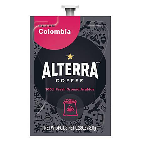 FLAVIA® Coffee ALTERRA® Colombia, Freshpacks, Box Of 100