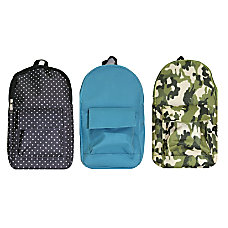 Inkology Mini Backpack Pencil Pouches 12