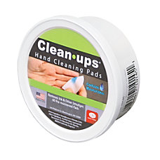 Lee Clean Ups Hand Cleaning Pads
