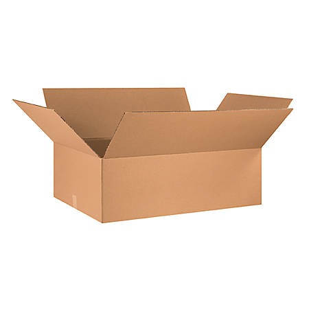 """Office Depot® Brand Corrugated Boxes 48"""" x 24"""" x 12"""", Bundle of 10"""