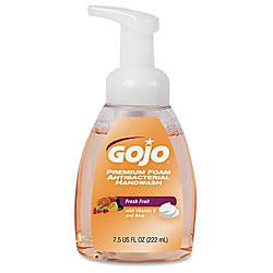 Gojo Premium Foam Antibacterial Handwash Fresh