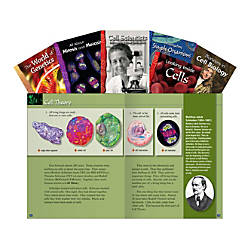 Teacher Created Materials Cellular Biology Book