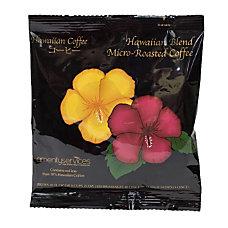 Hawaiian Blend Ground Coffee Filter Packs