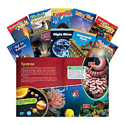 Teacher Created Materials STEM 10 Book