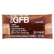 The Gluten Free Bar Chocolate Peanut