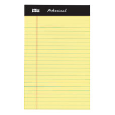 Office Depot Brand Professional Perforated Pads