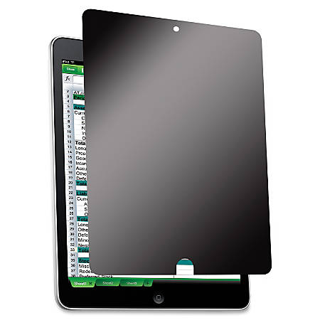 Compucessory 4-Way Privacy Filter For Apple® iPad® Air, Black