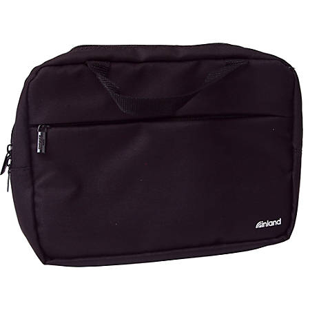 "Inland 02488 Carrying Case for 10.2"" Netbook - Polyester - 8"" Height x 11.3"" Width x 2"" Depth"