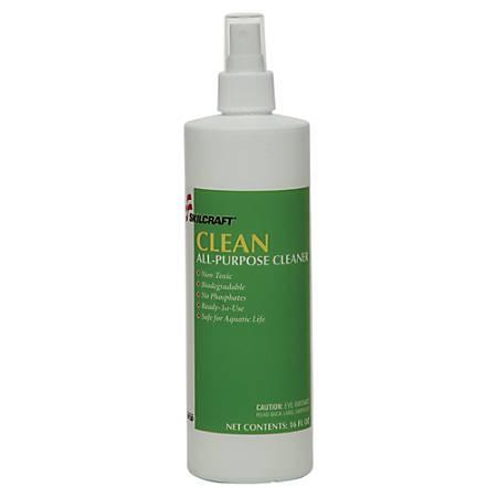 General Purpose Detergent, Spray, 16 Oz (AbilityOne 7930-00-926-5280)