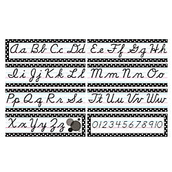 Teacher Created Resources Cursive Mini Bulletin