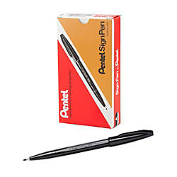 Pentel Sign Pens Fine Point 20
