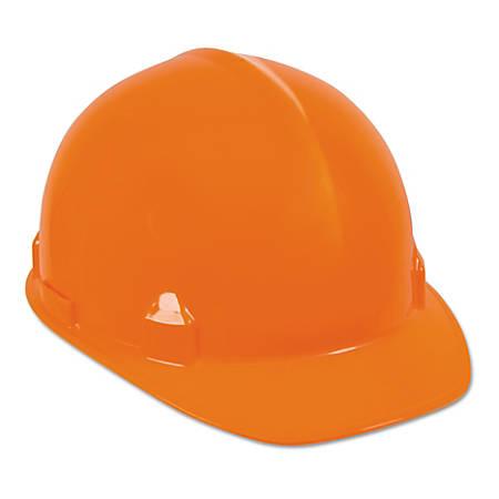 Jackson Safety SC-6 391 HDPE Hard Hat, Size 6 1/2 - 8, HV Orange