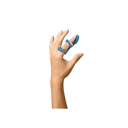 "Medline Frog Finger Splints, Medium, 2 1/2"" x 3"", Case Of 12"