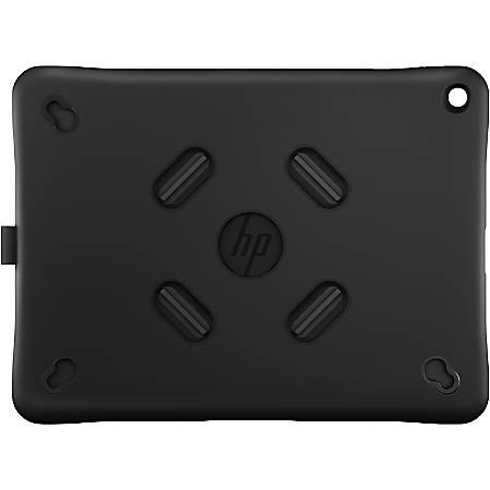 "HP Carrying Case for 12"" Tablet - Bump Resistant Interior - Hand Strap, Shoulder Strap"