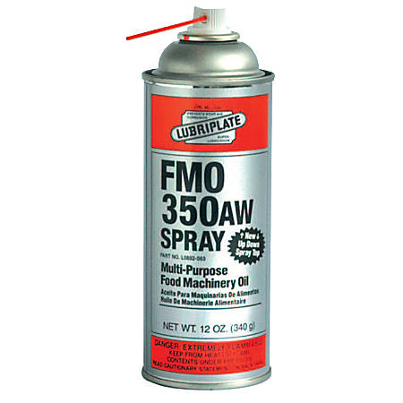 FMO-350 AW Food Machinery Oil
