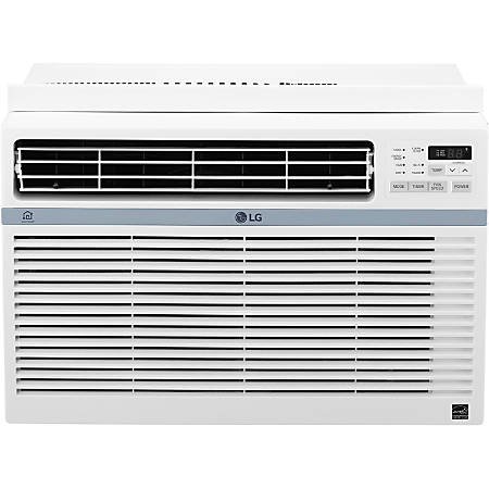 Lg window mounted air conditioner 12000 btu 15 h x 23 58 w for 15 width window air conditioner
