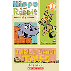 Scholastic Reader Level 1 Hippo And