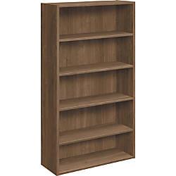 HON Foundation 5 Shelf Bookcase 32