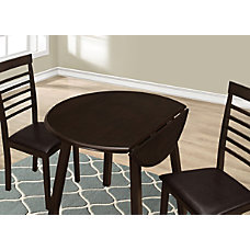 Monarch Specialties 3 Piece Dining Set