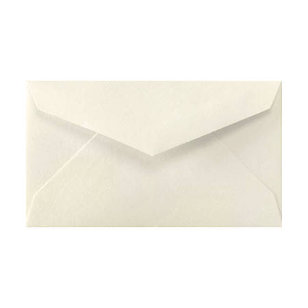 "LUX Mini Envelopes With Moisture Closure, #3, 2 1/8"" x 3 5/8"", Natural, Pack Of 1,000"