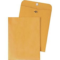 Quality Park Gummed Kraft Clasp Envelopes