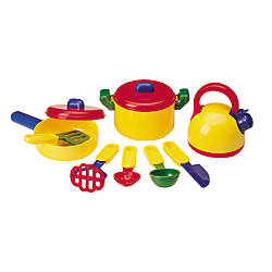 Learning Resources Pretend Play Cooking Set