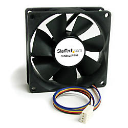 StarTechcom 80x25mm Computer Case Fan with