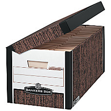 Fellowes Systematic LetterLegal Woodgrain Internal Dimensions