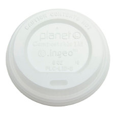 StalkMarket Planet Compostable Hot Cup Lids