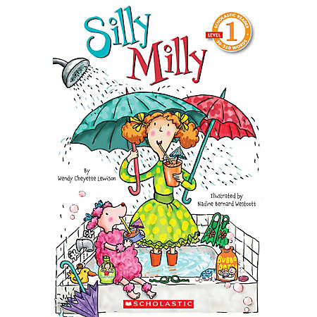 Scholastic Reader, Level 1, Silly Milly, 3rd Grade