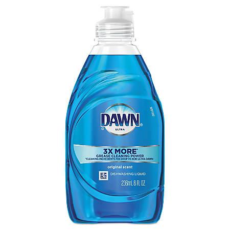 Dawn® Liquid Dish Detergent, Original Scent, 8 Oz, Pack Of 18 Bottles