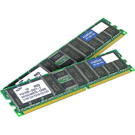 AddOn Cisco MEM2811-512D= Compatible 512MB DRAM Upgrade - 100% compatible and guaranteed to work