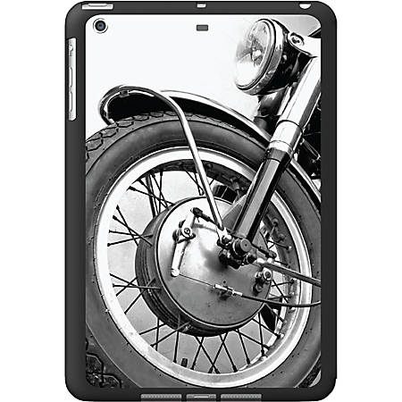 OTM iPad Air Black Matte Case Rugged Collection, Motorcycle