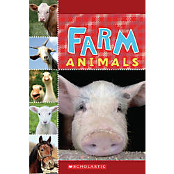 Scholastic Reader Level 2 Farm Animals
