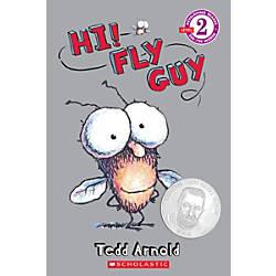 Scholastic Reader Level 2 Hi Fly