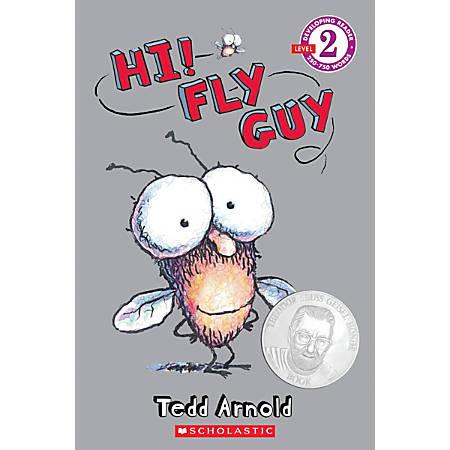 Scholastic Reader, Level 2, Hi! Fly Guy, 3rd Grade