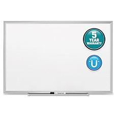 Quartet Classic Magnetic Whiteboard 48 4