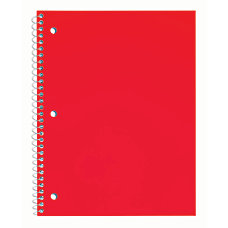 Just Basics Poly Spiral Notebook 8