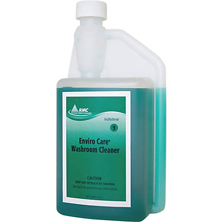 RMC Enviro Care® Washroom Cleaner, 34 Oz
